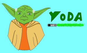 Yoda lo-res by KiubezUndermann