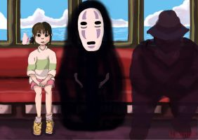 Spirited away by ilyana8