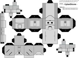 Cubee-Cyber Controller 'Mk6' by CyberDrone