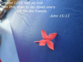 Greater LOVE by Israel42