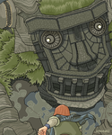 Shadow of the Colossus by setsuna22