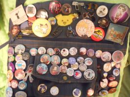 My Button Collection 2 by LusheetaLaputa