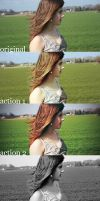 photoshop actions by Shayenn