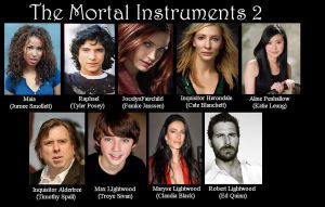 the mortal instruments cast 2 by katerlin