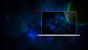 KRYZON - SpacedOut Wallpapers by Ecstrap