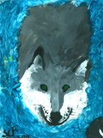 FingerPainting by Vulpes-Canis