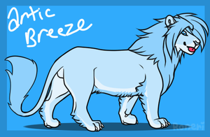 artic Breeze ref by ToriFlame