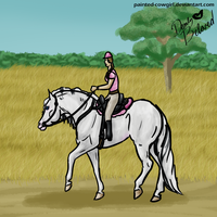 Aziza-olympic prep endurance 1 by painted-cowgirl
