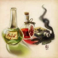 Poisons by Manidiforbice