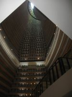 Marriot Marquis by LadyLewind