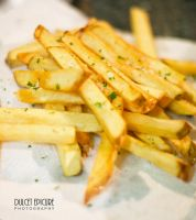 Potato Chips with Rosemary Seasoning by DulcetEpicure