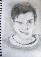 I Love Chris Colfer by LauraLeeIlly