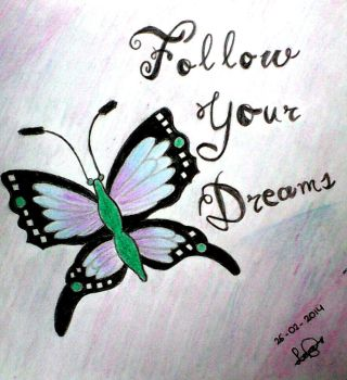 follow your dreams(L)... by ClavelBlanco