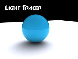 Light Tracer by thadeous