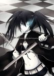 Black Rock Shooter by Angelschatedral99