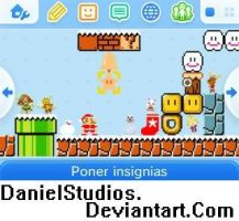 Decoracion Navidena en mi 3DS by danielstudios