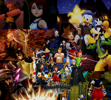 Tokyo Game Show 2012: Kingdom Hearts 1.5 HD ReMIX by Legend-tony980