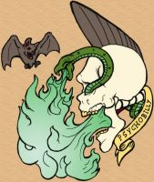 Psychobilly by HorrorRudey