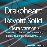Drakoheart Revofit Solid - Beta by G3Drakoheart-Arts