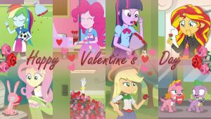 Roses and Hearts VD 2015 by Amante56