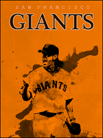 San Francisco Giants by BrittainDesigns