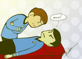 Star Trek - Ewwww by Bisho-s