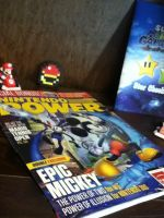 Nintendo power collection 4 by Scrollseed