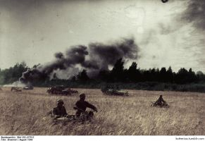 German soldiers (my colorization from tumblr) by Julia-Koterias