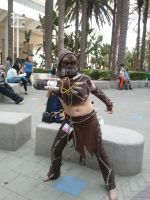 Scarecrow at Wondercon 2013 by TheHouseofFX