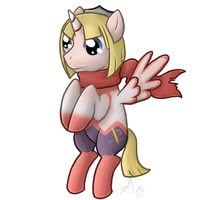 Kurow-MLP by SinLigereep