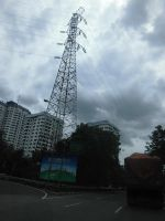 TRANSMISSION TOWER NEAR PARK ROYALE by diimaaz