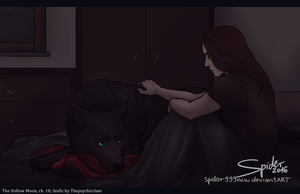 The Hollow Moon ch10- Siblings by spider999now
