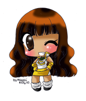 Gift.:Chibi Marian:. by Desiree-U