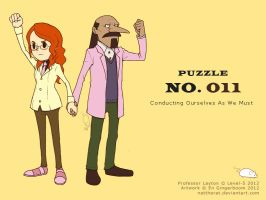 Puzzle 011 - Conducting Ourselves As We Must by nattherat