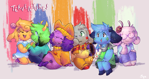 child like fascination by Sylexii