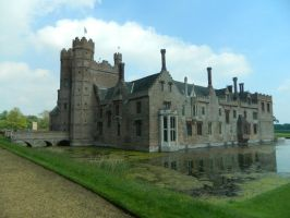 Oxborough Hall by LadyAcceber