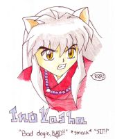 large inuyasha by Fred-Weasley