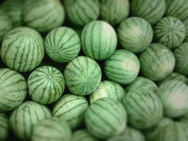 Watermelons by Namh