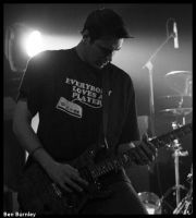 Benjamin Burnley by DeathBloOw