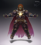 Ganondorf by hybridmink