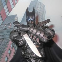 Batman, Justice 5 by Drknght61