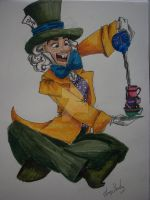 Classic Mad Hatter by Shay118