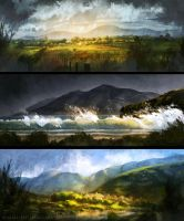 iPainting iReland by DEANIUS