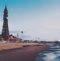 Blackpool by yellanie