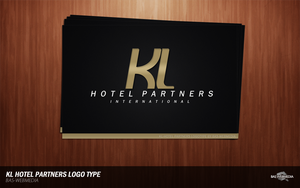 KL Hotel Partners Logo by BAS-design