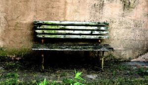 The Bench by Guadalope