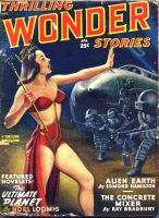 Thrilling Wonder Stories by derrickthebarbaric