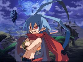 Disgaea Laharl by Valow12