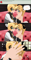 Answer to Question 112 - Sloppy Makeouts with Rin? by AskKagamineLen02