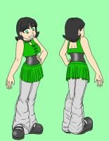 PPG-TWISI: Buttercup by PrincessAirionna565